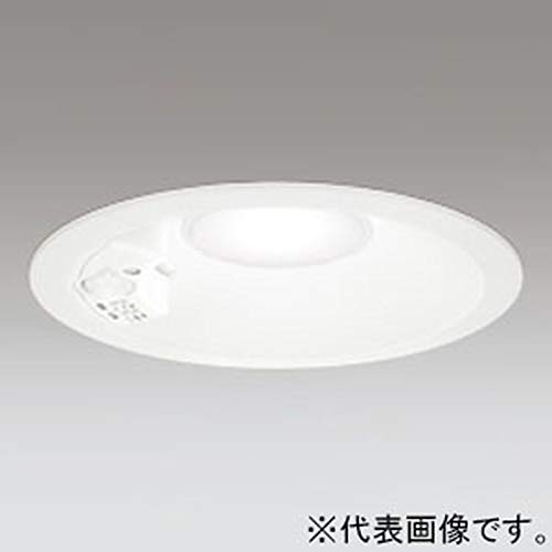 ODELIC(オーデリック) LEDダウンライト 人感センサ ON-OFF型 白熱灯60W相当 φ150 昼白色 OD261962