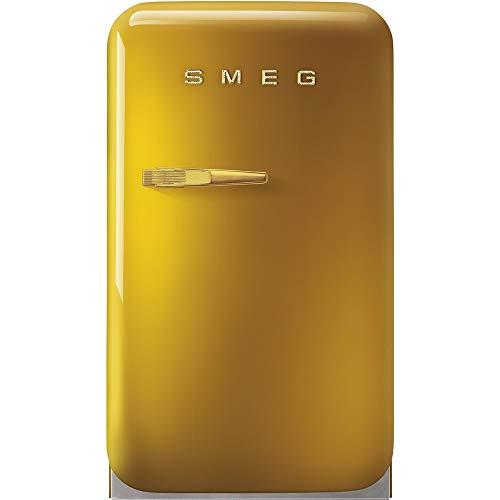 Smeg FAB5RDGO3 frigorifero Libera installazione Oro 34 L A+++