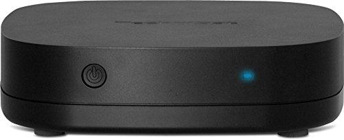 TechniSat Digitradio MR1 Internetradio-Adapter (Adapter zum Aufrüsten von Hi-Fi-Anlagen und Stereoanlagen, Spotify Connect) schwarz