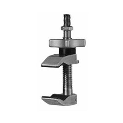 Cardellini Skinny-Mini Mic. Mount Clamp with Male 3/8-16 Threads