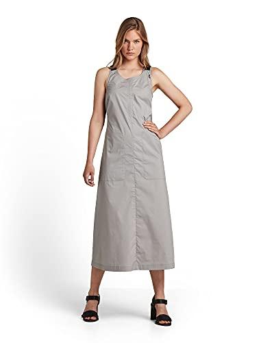 G-STAR RAW Utility Vestimenta Casual de Negocios, Charcoal 4481-942, Medium para Mujer