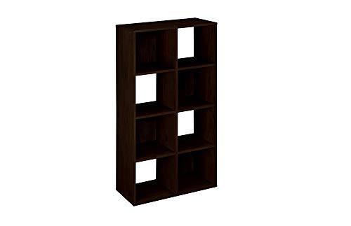 8 or 9 Cube Organizer (Espresso)