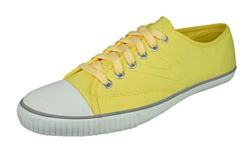 TRETORN T56 Canvas Baskets Hommes-Yellow-46
