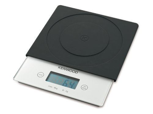 Kenwood AT850B Balance Electronique 2 g à 8 kg Plateau Verre