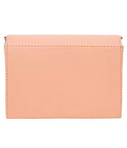 ADISA SL5003 women/girls sling bag (Peach)