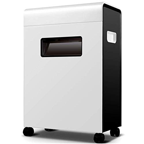 Fantastic Deal! ASSAUU_ Paper Shredder 10-Sheet Security Heavy Duty Micro-Cut Paper/CD/Credit Card S...