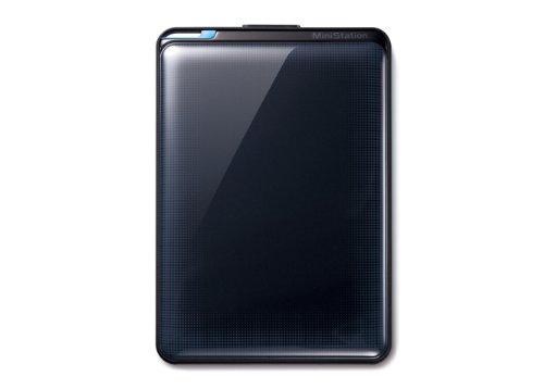 Buffalo HD-PNT1.0U3B-EU 1TB MiniStation Plus USB 3.0 2.5 Inch External Hard...