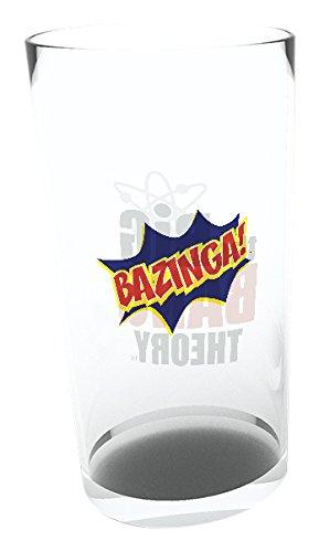 GB eye LTD, The Big Bang Theory, Bazinga, Verre à bière