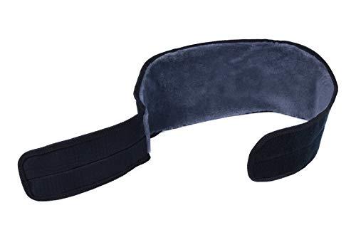 Moro-Design Lammfell Nierengurt Nierenschutz Nierenwärmer Rückengurt Rücken Übergröße S-3XL (3XL)