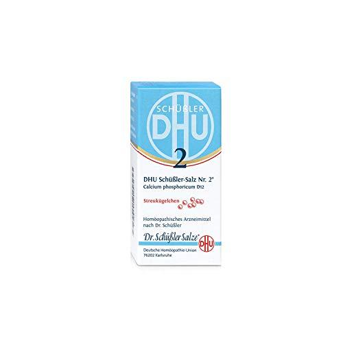 DHU Schüßler-Salz Nr. 2 Calcium phosphoricum D12 Streukügelchen, 10 g Globuli
