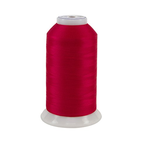 For Sale! Superior Threads 11602-460 So Fine Climbing Rose 3-Ply 50W Polyester Thread, 3280 yd