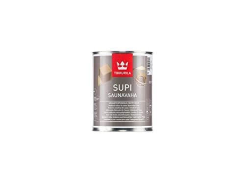 SUPI SAUNAVAHA TIKKURILA FÜR Sauna Schutz 900 ml | Transparent