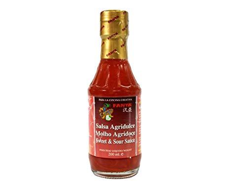 Salsa agridulce botella 200 ml
