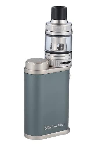 iStick Pico Plus mit Melo 4S - E-Zigaretten Set - maximal 75 Watt - 4 ml Tankvolumen - von Eleaf - Farbe: grau