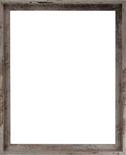 MDF-Leerrahmen ASTURIEN speziell für Leinwandbilder BZW. Keilrahmenbilder im Format 70 x 100 cm. Schattenfugenrahmen in der Farbe: Beige Vintage. 10 Farben zur Auswahl
