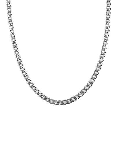 PURELEI® Link Halskette Basic Collection (Silber)