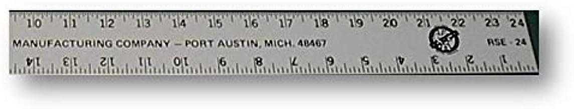 product image for Port Austin Level & tool Mfg. Co. Aluminum Straight Edge Ruler 60 inch 3 pack
