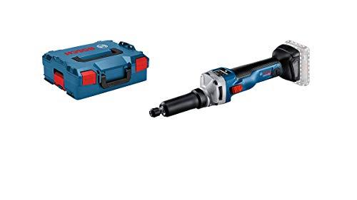 Bosch Professional 18V System Akku Geradschleifer GGS 18V-10 SLC (ohne Akkus und Ladegerät, in L-BOXX)
