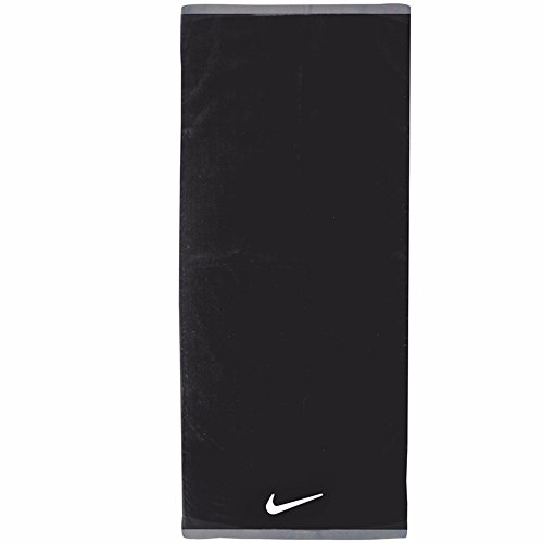 Nike Fundamental Contrast Design Towel (M) (Black/White)