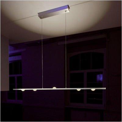 LED Pendelleuchte Ledios Anzahl an Leuchtmittel / Breite: 5 / 135cm