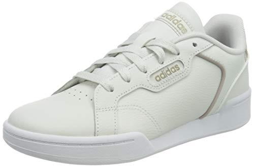 adidas Roguera J, Scarpe da Ginnastica, Crystal White Crystal White Ftwr White, 38 EU