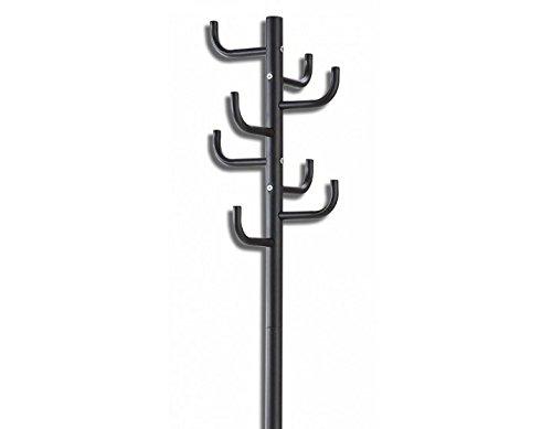 Desconocido 404B27 - Perchero Pie Cactus Negro 177 Cm