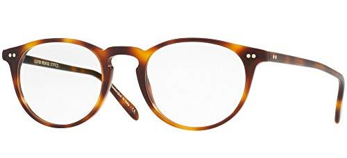 Oliver Peoples Brillen Gafas de Vista RILEY-R OV 5004 DARK MAHOGANY 47/20/145 Unisex