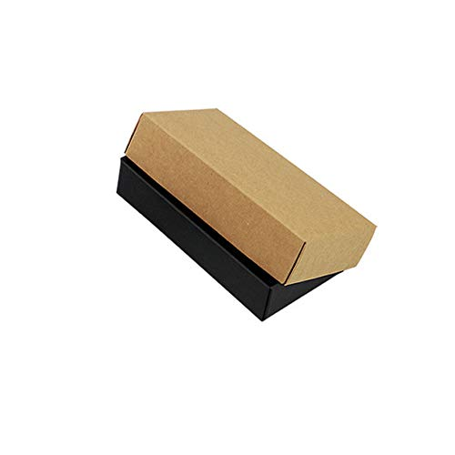 Pack of 1 Boxes for Moving,Corrugated Box Shipping Boxes Small,Simple, Easy To Fold Mailers (bboxs k)