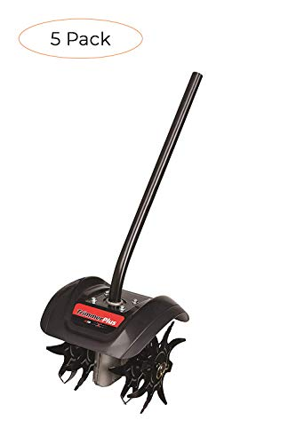 Discover Bargain Trimmer Plus GC720 Garden Cultivator Attachment with Four Premium Tines for Attachm...