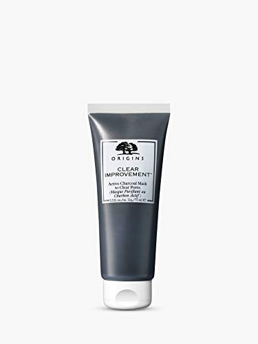 Original Clear Improvement Active Charcoal Mask To Clear Pores 75 ml