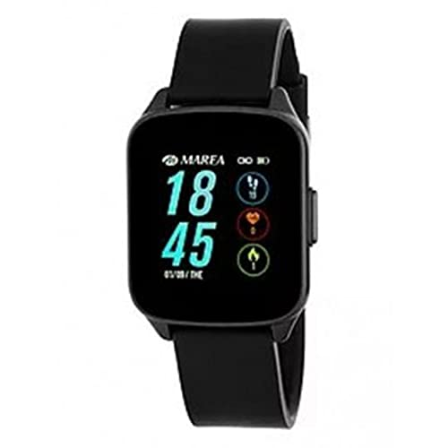 Reloj Smartwatch Marea B59007/1 Unisex Negro