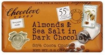 product image for Chocolove - Bar Dk Chocolate W/AlmdSeaslt (Pack of 12)