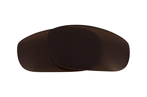 Seek Optics Lentes de repuesto compatibles con gafas de sol Oakley Fives 2009.