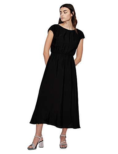 Armani Exchange Womens Black Business Casual Dress, 2