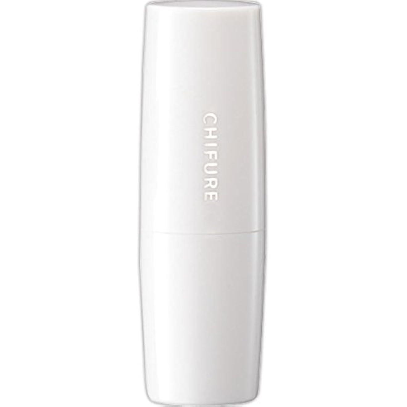 光の蒸し器ソーシャルちふれ化粧品 口紅ケース ホワイト 1