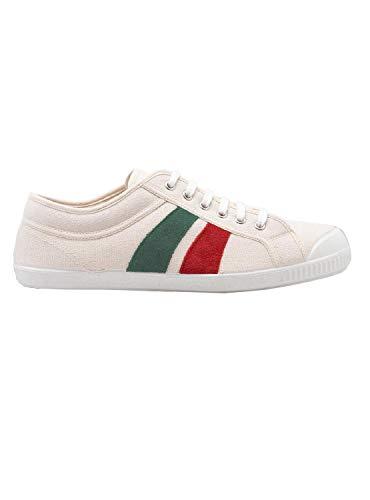 El Ganso 4110s200013, Zapatillas Unisex Adulto, Blanco (Blanco 0013), 45 EU