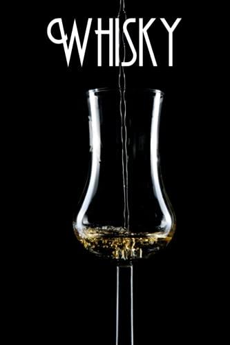 WHISKY: Cuaderno de degustación - Cuaderno para completar - Amantes del whisky