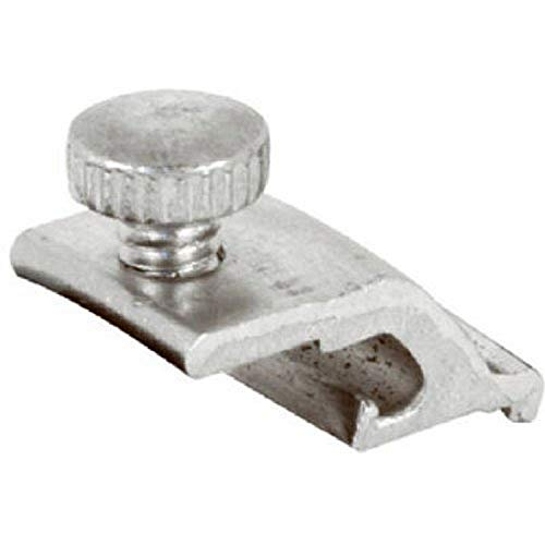 Prime-Line Products PL 7953 Self Locking Storm Door Panel Clips with Thumbscrews, 1/4