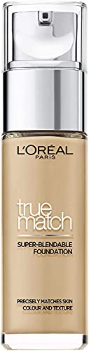 L'Oreal Paris New True Match Foundation 30ml - 3D/3W Golden Beige