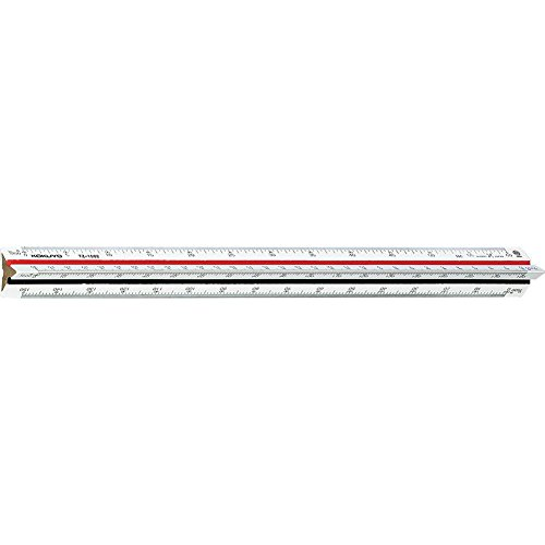 コクヨ 三角スケール 竹芯 30cm TZ-1502