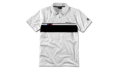 BMW M Motorsport Polo Shirt Herren (L)