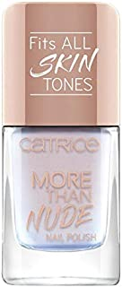 Catrice More Than Nude Nail Polish #03-Luminescent Lavender 105 Ml 105 g