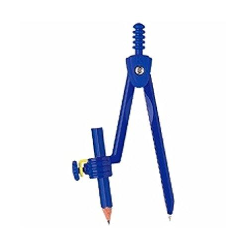 クツワ コンパス鉛筆用(鉛筆) 青 2個セット