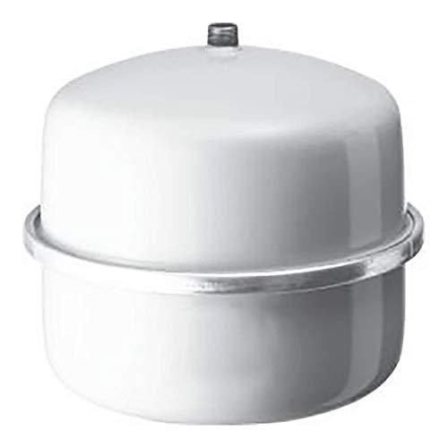 Buderus Logafix Membran Druckausdehnungsgefäß für Heizungsanlagen 18 - 80 Liter, Nennvolumen:18 Liter, Farbe:weiß