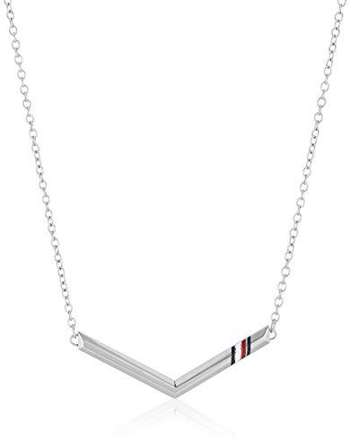 Tommy Hilfiger Jewelry Damen Kette ohne Anhänger Edelstahl - 2701078