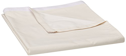 Bamboo Ring Top Curtain BL01 40-Inch L x 84-Inch H Insulating Thermal Liner for Panel, Off-White