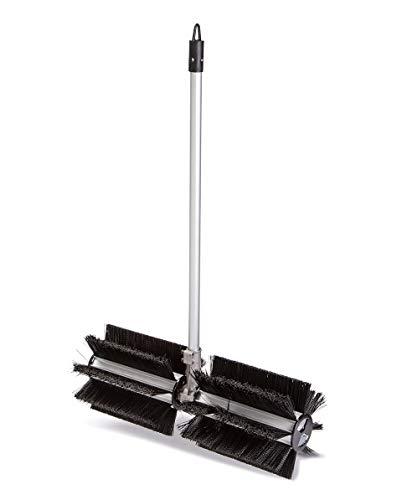 Oregon 610010 Sweeper Attachment, Black
