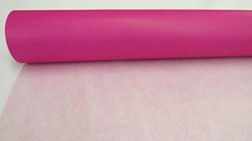 GESCHENKPAPIER pink 40m Rolle 80cm breit