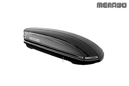 Menabo - Cofre de Techo Mania 460L ABS