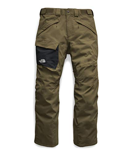 The North Face Men's Freedom Pant, Military Olive, XL Regular